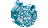 Compresores y bombas de vacío de aspirador radial