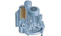 Compresores y bombas de vacío de canal lateral