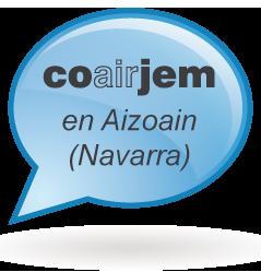 Coairjem en Aizoain (Navarra)