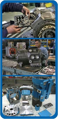 Reparaciones y servicio técnico
