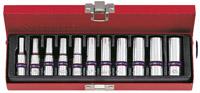 Caja de vasos métricos - 11 piezas