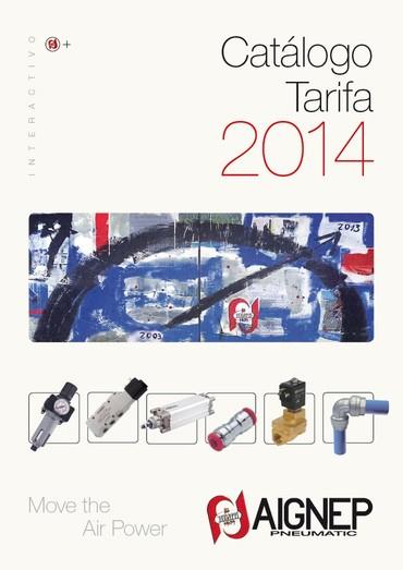 catalogo aignep 2014